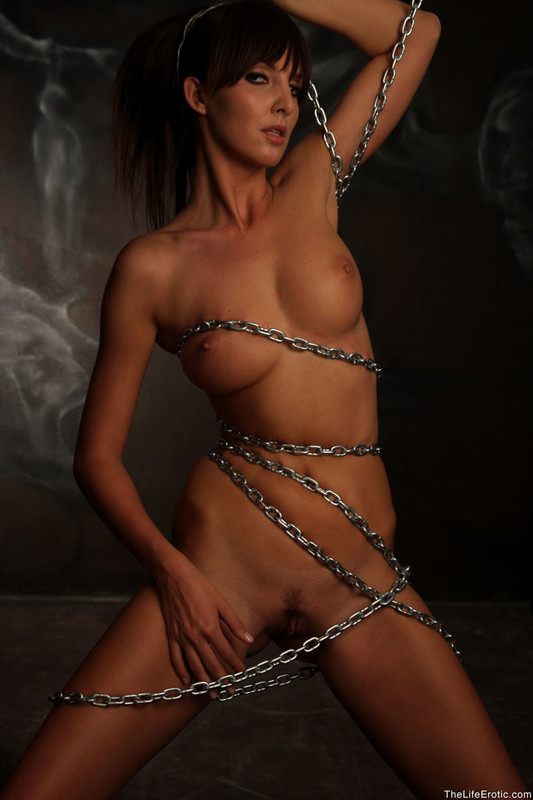 Alexia D - Chained