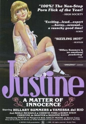 Hillary Summers Justine Cates - Justine A Matter Of Innocence [HD/720p]