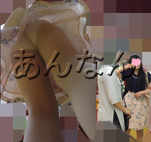 【HD】靴@逆さ撮り編12