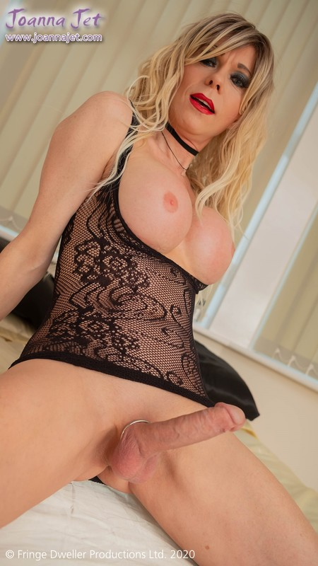 Joanna Jet – Me and You 401 – Skimpy See-Thru (3 April 2020)
