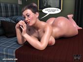 CrazyDad3d - The Grandma 11 - Full comic
