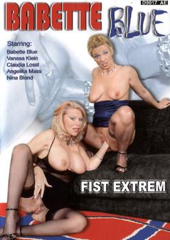 Babette Blue Fist Extrem