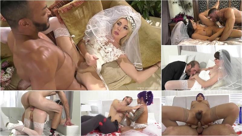 Natalie Mars - Trans Brides [HD 720p]