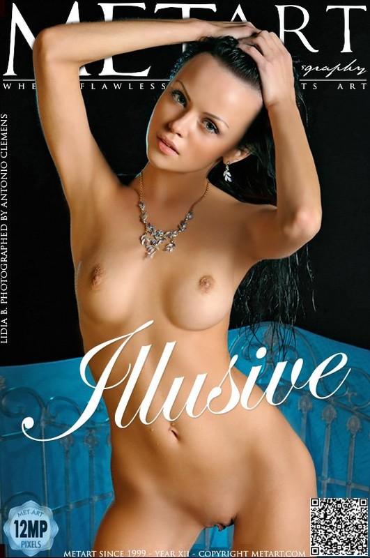 Lidia B - Illusive (x124)