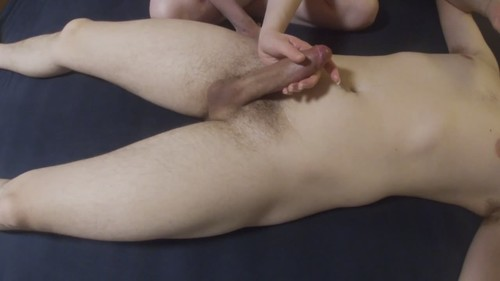 Amateurs - I Relaxed And Let My Girlfriend Stroke My Dick (HD)