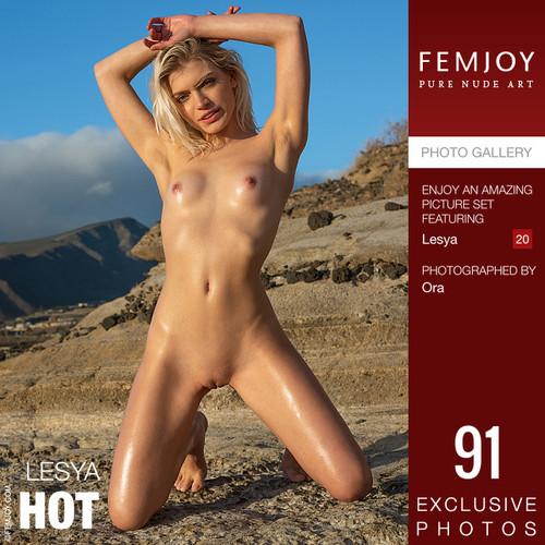 Lesya in Hot (04-09-2020)