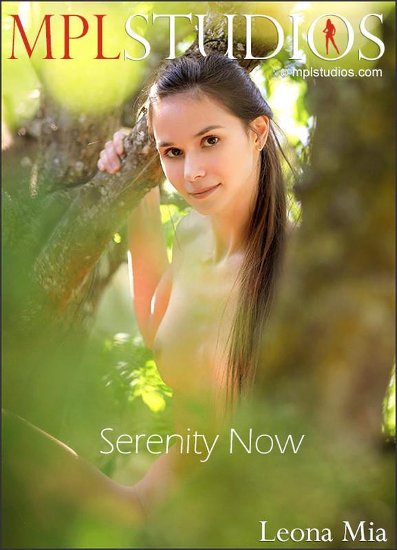Leona Mia - Serenity Now (10-04-2020)