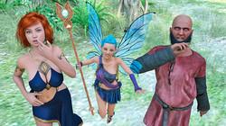 Alenja's Adventures Ver.0.035 Remaster CG/Animation