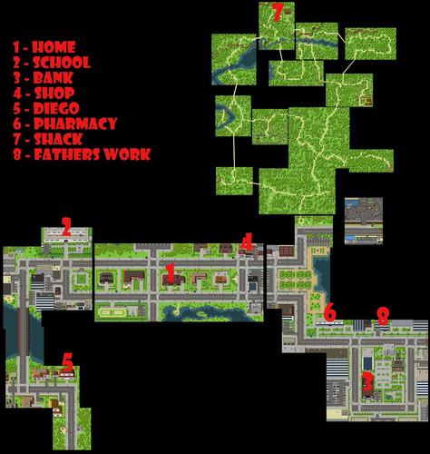 Forbidden Desire School Days 0 3 Map Walkthrough