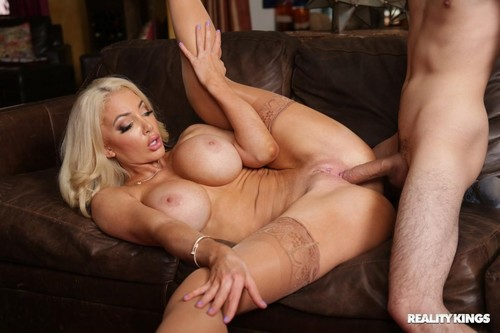 Nicolette Shea - Chronic Humping Syndrome [SD/480p]