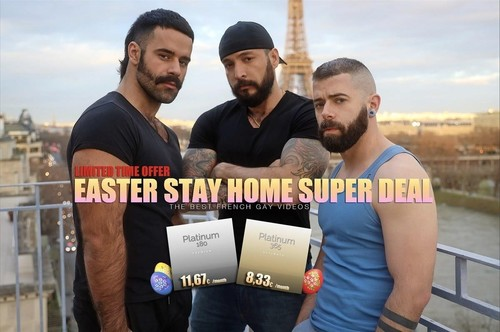Guillem, Julian Torres, Teddy Torres - Teddy Called To The Rescue To Fuck [HD/720p]