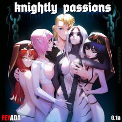 FEYADA - Knightly Passions - Version 0.4a Fix