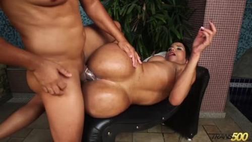 Eloisa Lyron - Ms Big Booty Lyron - Shemale, Ladyboy Porn Video