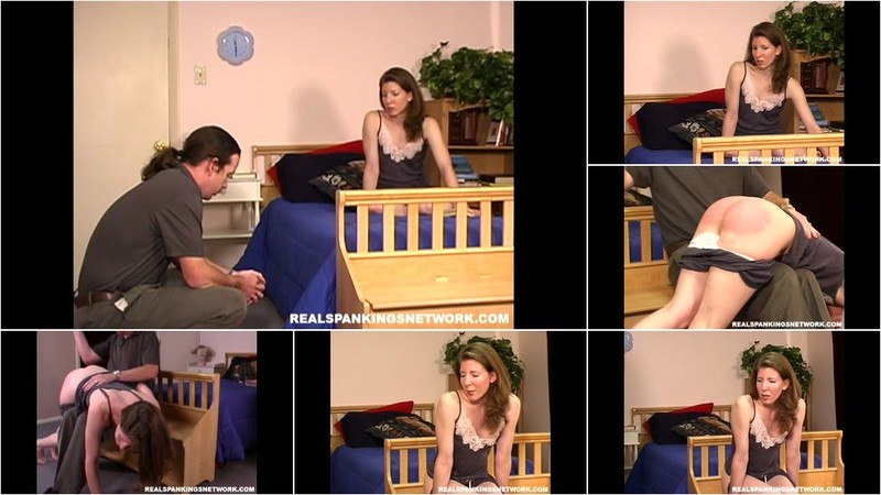 Kathy - Kathy's Maintenence Spanking (part 1) [HD 720p]