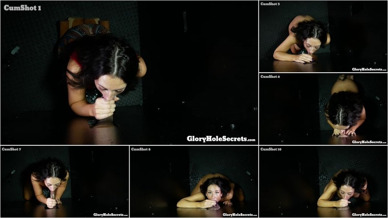 Jackie Ohh First Glory Hole Pov [FullHD 1080P]