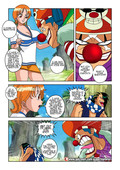 Super Melons - The Seed of the Devil (One Piece porn comic) Ongoing