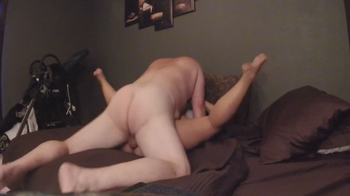 Fat Small Dick Husband Drilling His Amateur Wife [HD]