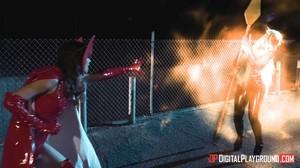Jillian Janson - Scarlet Bitch - A DP XXX Parody, 1080p