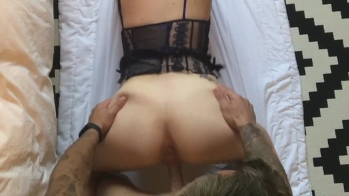 Amateurs - Bird Perspective Of Me And My Wife Fucking [HD/720p]