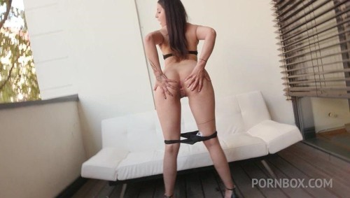 Stacy Sommer Casting With Big Black Cock Ks044 [SD]