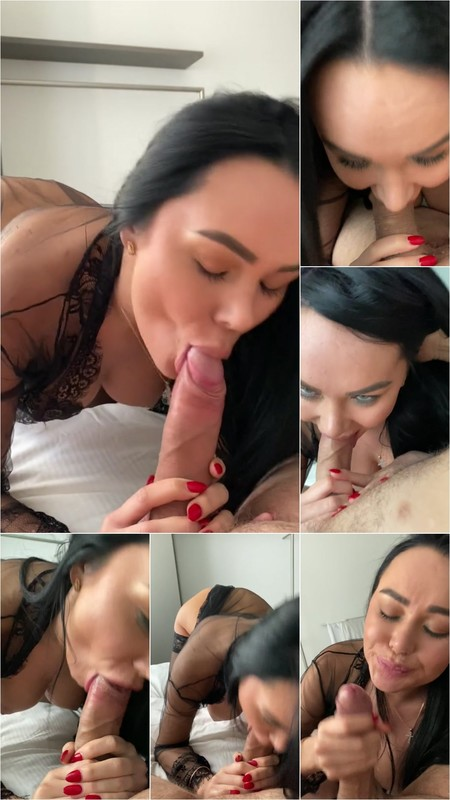 KatyBugatti - Paris Wanted Money, got Cum on her Face [FullHD 1080P]