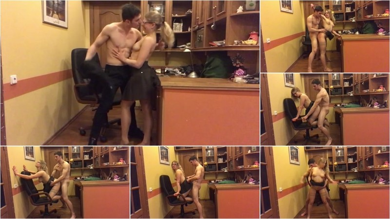 kott666 - Home Office Working is very Diffucult if your Girlfriend is too Sexy [FullHD 1080P]