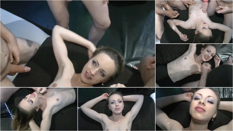 NataliaPearl - Bukkake [FullHD 1080P]
