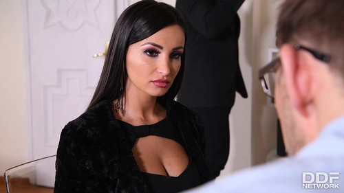 Alyssia Kent - Meeting And Mating (FullHD)