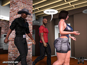 Crazydad3d - Foster Mother 17 - Full comic