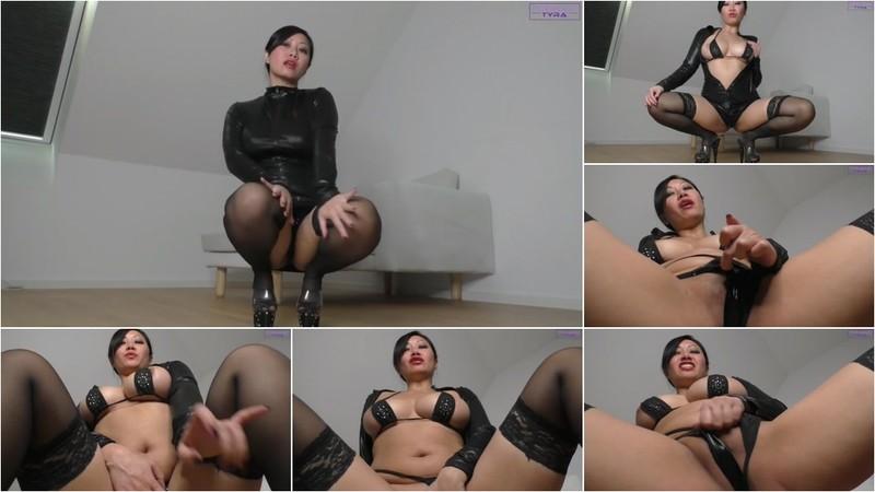 PornbabeTyra - Dirty Talk Wichsanleitung verfuehrt dich bis zum Self Facial [FullHD 1080P]