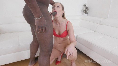 Nika Casting With Big Black Cock Ks006 [HD]