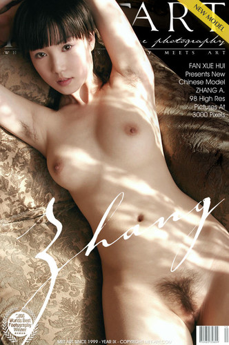 [MetArt] Zhang A, Zhang Xiaoyu - Photo & Video Pack 2007-2011