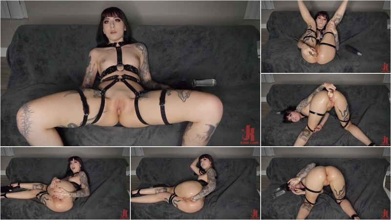 Charlotte Sartre Anal Fisting Exhibition [FullHD 1080P]