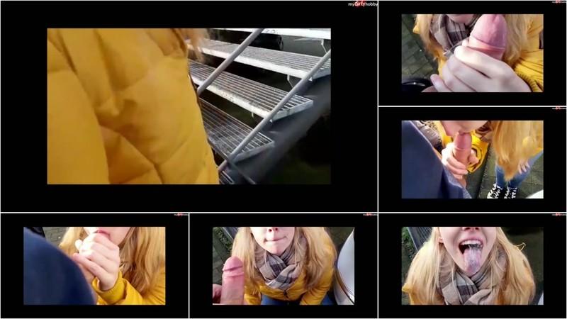 Lisa-Sack - Grenzwertig - Magic Blowjob am Pendler Parkplatz (1080P/mp4/57.1 MB/FullHD)