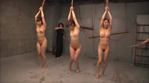 3girlwhip - Strictly Spanking, BDSM, Pain Video