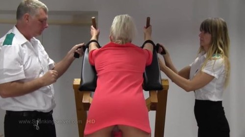 Ally - Strictly Spanking, BDSM, Pain Video
