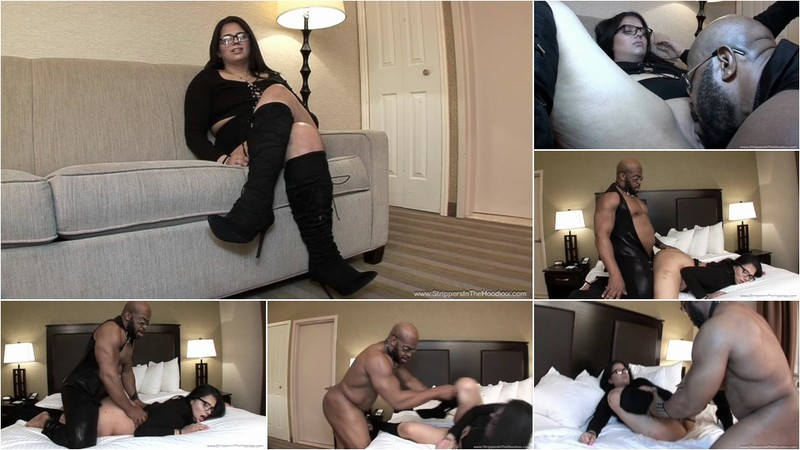 Stella Cater returns for another peformance from a BBC stripper. She recieved another 1st class performance as well as cream pie!!! [SD 480P]