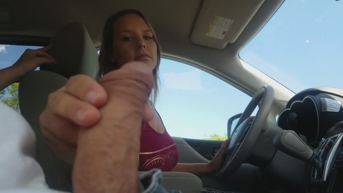 I Can Jerk A Dick And Drive [HD]