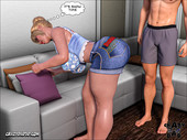 Crazydad3d - Family Sins 16 - Full comic