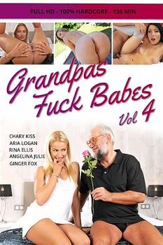 Grandpas Fuck Babes Vol 4