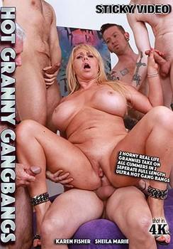 Hot Granny Gang Bangs
