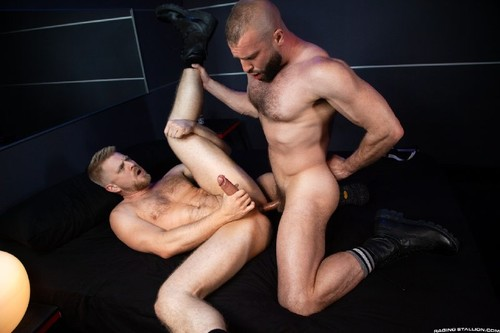 RagingStallion - Cock Hunter: Logan Stevens, Donnie Argento Bareback (May 8)