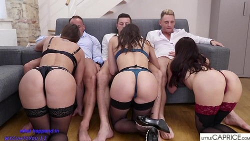 Wecumtoyou Part 14 Orgy [HD]