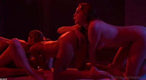 Candy Red Nata Ocean And Veronica Leal [HD]