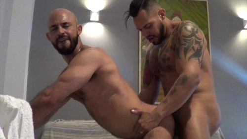RawFuckClub - The Sexy Christian Duarte Fucked Bareback By The Top Pornstar Viktor Rom