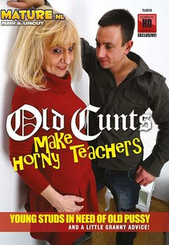 Old Cunts Make Horny Teachers