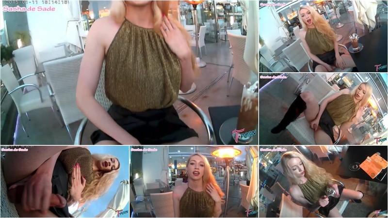 Sasha de Sade - Eating Out! [HD 720p]