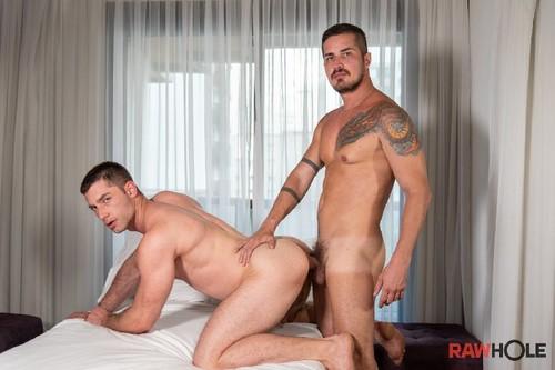 RawHole - Bangin' Fernando'S Booty: Fernando Ferraro, Rick Paixao Bareback