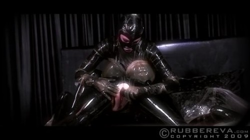 Fetish, Latex, Rubber Video, Leather Sex Video 6134