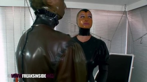 Fetish, Latex, Rubber Video, Leather Sex Video 6118